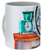 Big Ben Moon Beam Coffee Mug by Bob Orsillo