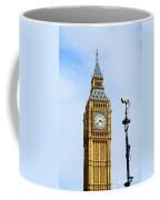 Big Ben Security Coffee Mug