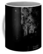 Big Ben Street Black And White Coffee Mug
