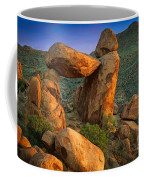 Big Bend Window Rock Coffee Mug