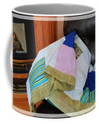 Big Blocks Patchwork Quilt Coffee Mug