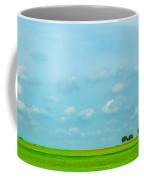 Big Blue Texas Sky Coffee Mug