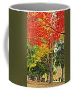 Big Colorful Sleep Coffee Mug