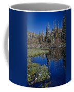 Big Cottonwood Canyon  Coffee Mug by Richard Cheski