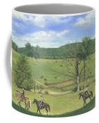 Big Creek Trail Ride Coffee Mug