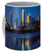 Big D Reflection Coffee Mug