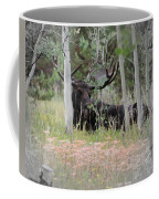 Big Daddy The Moose 1 Coffee Mug