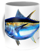 Big Eye Tuna Coffee Mug