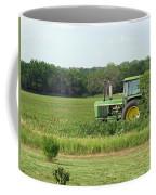 Big Green Coffee Mug