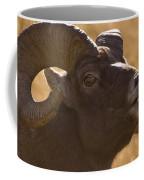 Big Horn Ram   #4856 Coffee Mug