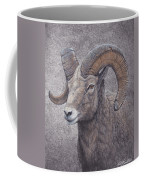 Big Horn Ram Coffee Mug