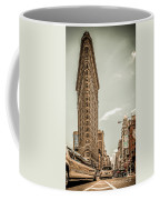 Big In The Big Apple Coffee Mug by Hannes Cmarits