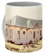 Big L Railroad Station Coffee Mug