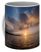 Big Lagoon Winter Evening Coffee Mug