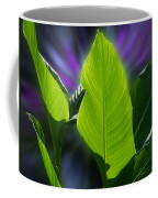 Big Leaves Coffee Mug