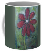 Big Love Daisey Coffee Mug
