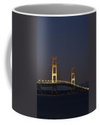 Big Mackinac Bridge 56 Coffee Mug