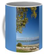 Big Mackinac Bridge 57 Coffee Mug