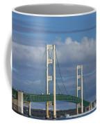 Big Mackinac Bridge 61 Coffee Mug