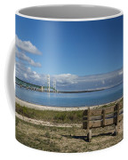 Big Mackinac Bridge 70 Coffee Mug