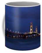 Big Mackinac Bridge 9 Coffee Mug