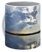 Big Marsh Sunset Coffee Mug