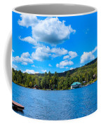 Big Moose Lake In The Adirondacks Coffee Mug
