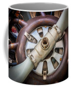 Big Motor Vintage Vintage Aircraft Coffee Mug