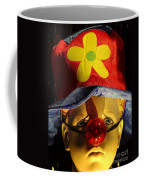Big Nosed Boy Coffee Mug