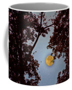 Big Old Autumn Moon Coffee Mug