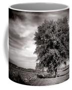Big Old Tree Coffee Mug by Olivier Le Queinec