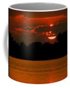Big Orange Coffee Mug