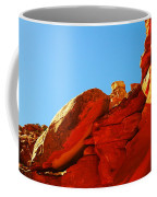 Big Orange Rock Coffee Mug