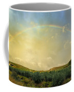 Big Rainbow Coffee Mug