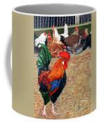 Big Red And The Girls Coffee Mug