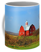 Big Red Barn Coffee Mug