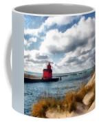 Big Red Big Wind Coffee Mug