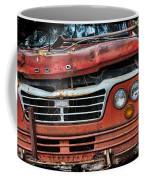 Big Red Dog Coffee Mug