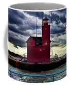 Big Red Holland Michigan Coffee Mug