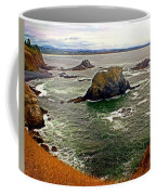 Big Rock Beach Coffee Mug