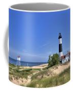 Big Sable Point Light Coffee Mug