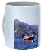 Big Ship Non Atlantic Ocean Coffee Mug
