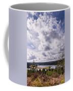 Big Sky At Kielder Coffee Mug