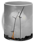 Big Stretch Bw Coffee Mug