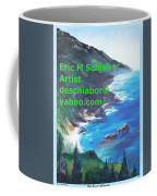 Big Sur Califorina Coffee Mug