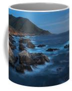Big Sur Coastline Coffee Mug by Mike Reid