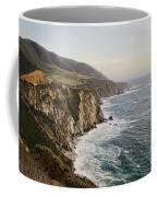 Big Sur Coffee Mug by Heather Applegate