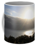 Big Sur Sunset Coffee Mug by Linda Woods