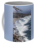 Big Sur Surf Coffee Mug