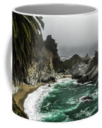 Big Sur's Emerald Oaza Coffee Mug